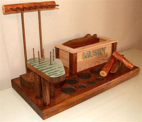 fly tying bench designs fly fishing fly tying the musky portable tying desk