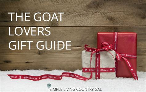 wallpaper gift guide the goat lovers gift guide