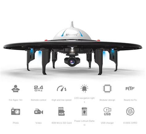 db power dbpower udi u845 wifi ufo drone connected crib