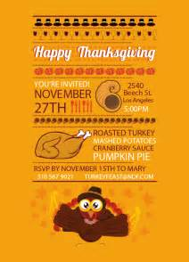 thanksgiving dinner menu template images amp pictures becuo