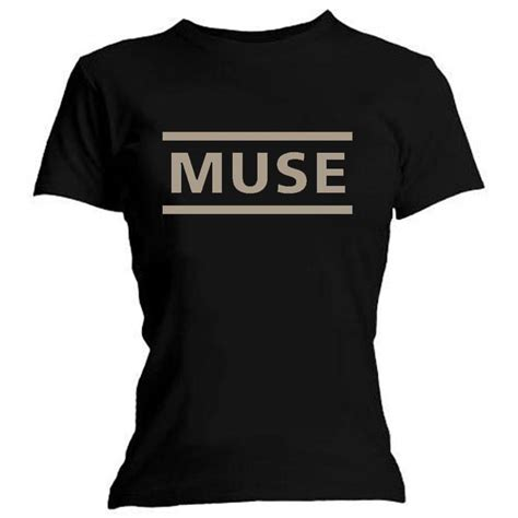 Kaos Muse Tshirt Muse Band 14 official t shirt muse drones classic logo