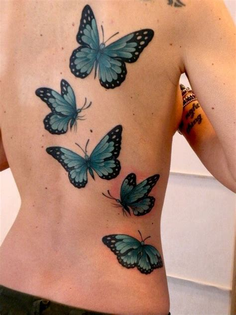 papillon tattoo 77 best images about butterfly and flower tattoos on