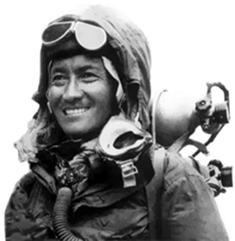 biography of famous person in nepal sherpa tenzing biography