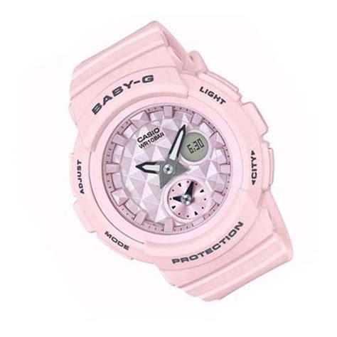 Baby G Bga 190be 2adr casio baby g bga 190be 4a resin band pink