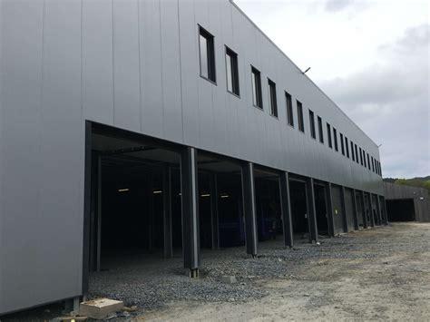 Garage Metallique En Kit 5918 by Batiment Industriel En Kit Batimentsmoinschers