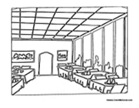 coloring pages for restaurants community coloring pages