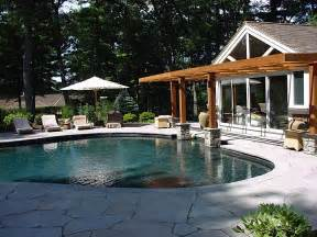 custom home additions renovations guest house and pool concord plans under cabana