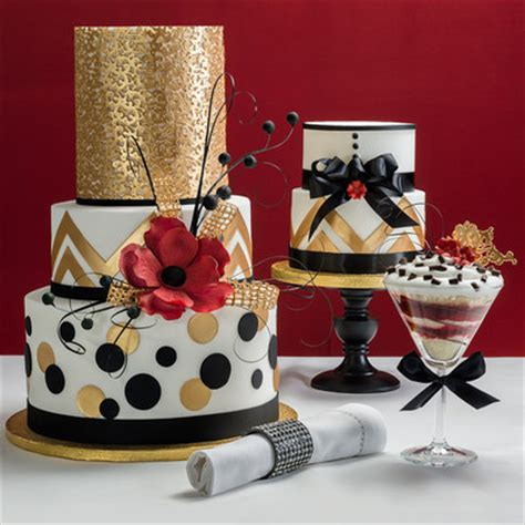 Cake Decorating Shop Gold Coast by New Bold Metallic Gold Wedding Cake Decorating Kit