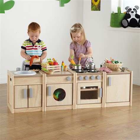 Child Kitchen by Buy Toddler Wooden Kitchen Units Tts