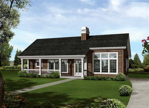 Economical Atrium Ranch Home Plan 57239ha 1st Floor Atrium Ranch House Plans
