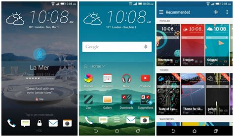otro android htc sense home brings themes