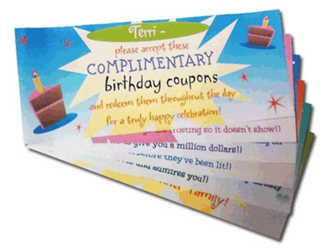 Promo Open Member Free Resa Fahdila Boutique birthday coupons coupon book happy birthday printable card american greetings