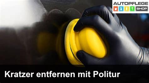Kratzer Entfernen Auto Video by Kratzer Entfernen Mit Politur Youtube