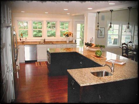 large size of island shaped kitchen layout definition