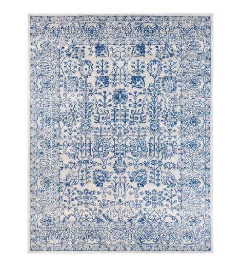 aubinelle rug blue rugs
