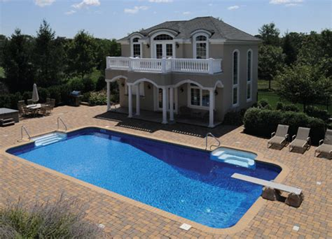 2 story house with pool pool guest house plans