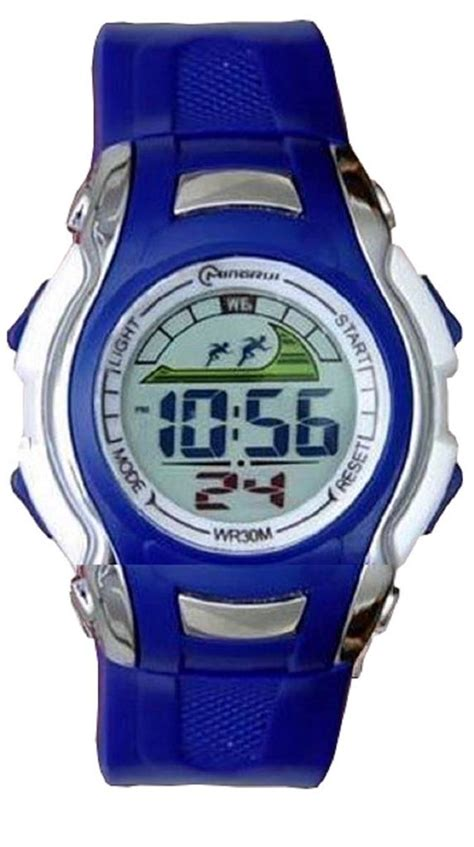 womens childs waterproof watches boys