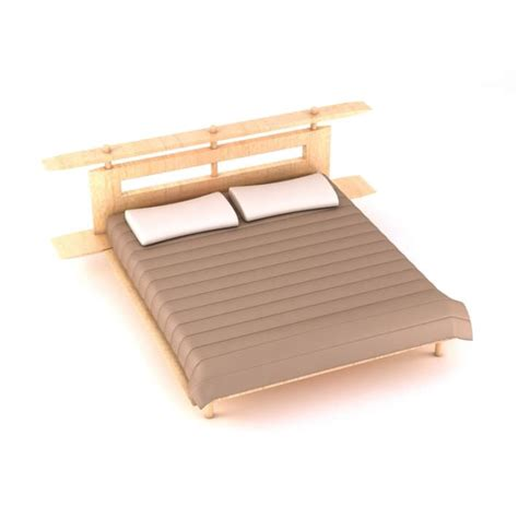 luxury platform beds luxury platform bed 3d model cgtrader