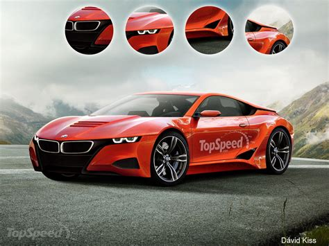 bmw supercar rumor bmw m8 supercar with 630 hp coming in 2018