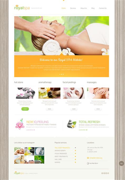 theme blog responsive 6 beauty blogger templates 2018 free premium themes