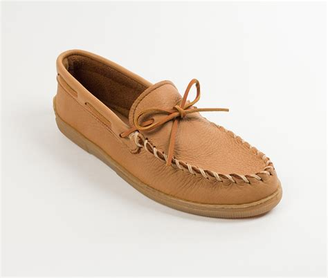 moosehide slippers moosehide classic auggies sheepskin