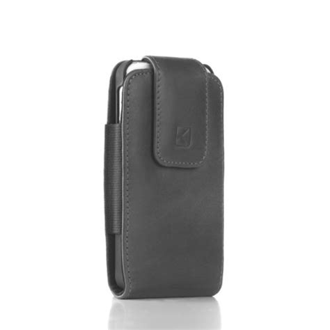 luxury genuine leather vertical executive