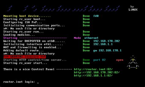 ip software for linux dhcp client for linux