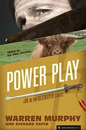 power play a novel books power play the destroyer book 36 kindle edition by