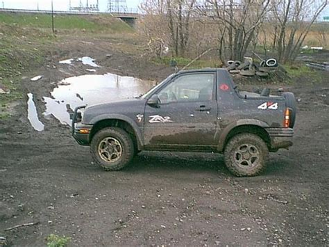 chevy tracker off road pics for gt chevy tracker off road