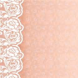 wedding invitation background templates free background with delicate lace newborn or wedding