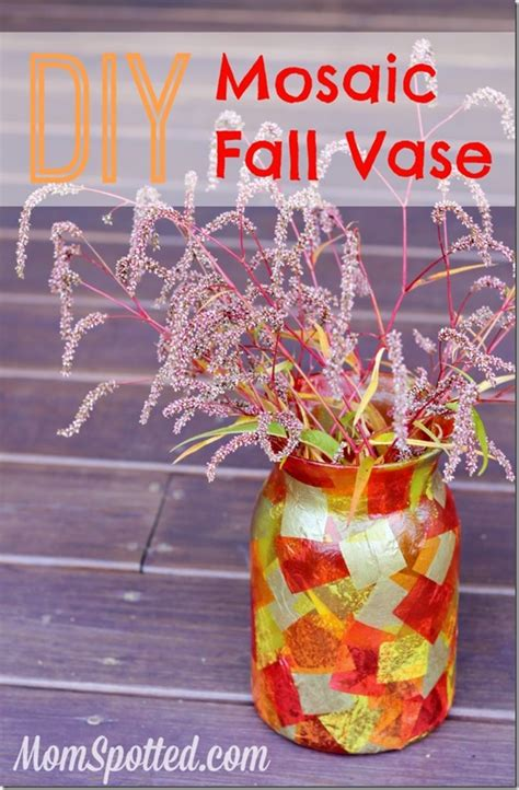 easy autumn crafts make a statement with stunning diy fall home decor crafts