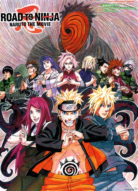 film anime naruto naruto film 6 road to ninja critique