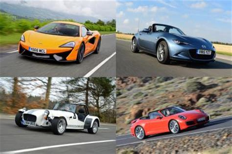 best sports cars 2018 | auto express
