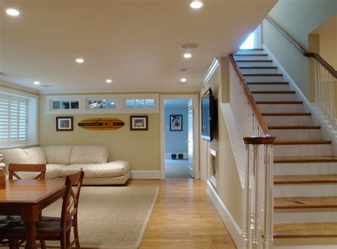 Small Basement Remodel Basement Remodeling Ideas