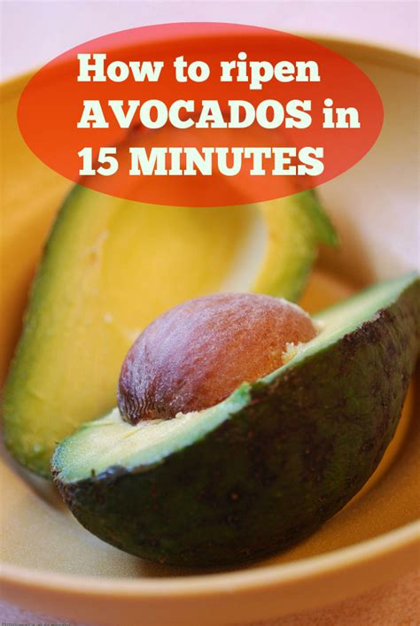 how to ripen avocados in 15 minutes natural healing magazine