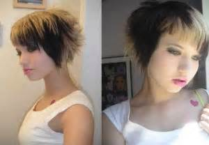 Short emo hairstyles for girls hair styles amp haircuts amp hair color