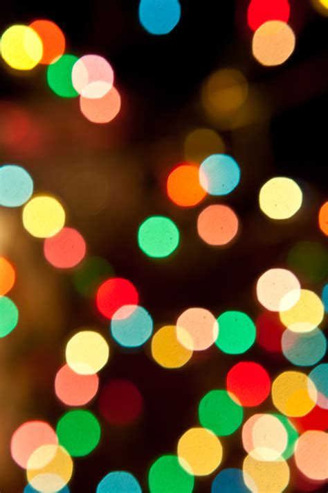 christmas lights iphone wallpaper christmas tree lights wallpaper iphone blackberry best