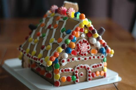 Build Your Own A Frame House by Diy Gingerbread House Recipe The 30 Minute Dinner Party