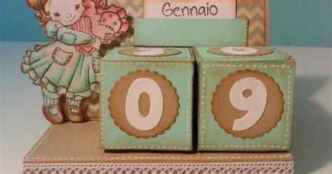 sta calendario da tavolo calendario da tavolo di annalisa