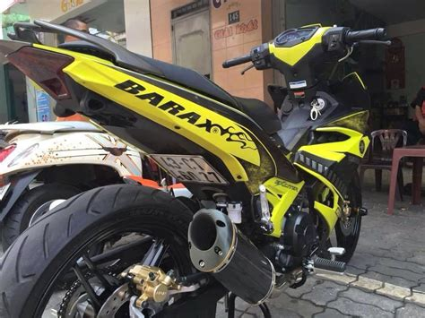 Modification Jupiter Mx King by Modifikasi New Yamaha Jupiter Mx King 150 Motorblitz