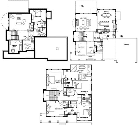 mn home builders floor plans image collections home