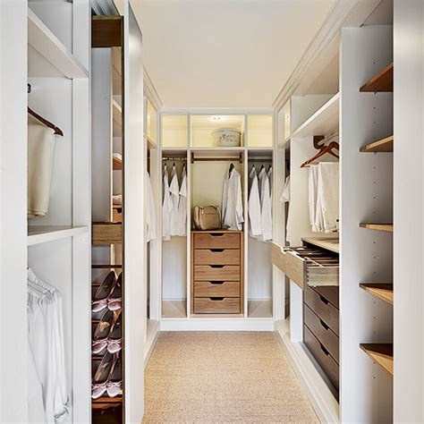 dressing room top tips for a walk in wardrobe project ideal home