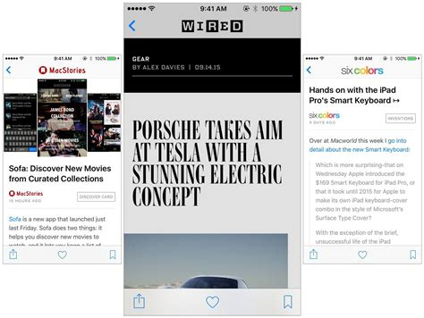 apple news apple s ios 9 news app review broken news macstories