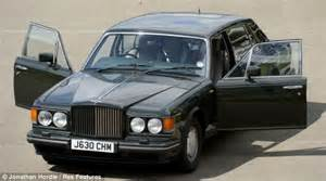 Prince Charles Bentley A Car Fit For Royalty Prince Charles Bentley Turbo And