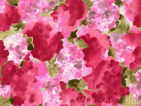 flower pattern for painting colorful flower patterns watercolor effect 19 wallcoo net