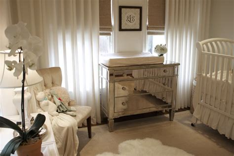 White Nursery Decor Three Drawer Chest White Decorating Ideas Images In Nursery Traditional Design Ideas