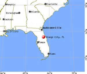 orange city florida map orange city florida fl 32763 profile population maps