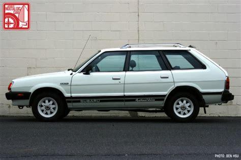 subaru wagon 1980 grand touring journey to subaru of america s history