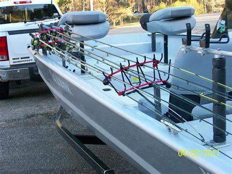 boat rod transport holders rod transport rack question