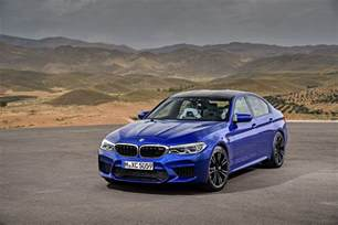 Bmw Awd 2018 Bmw M5 Unveiled With 600 Ps Awd And Rwd Autoevolution